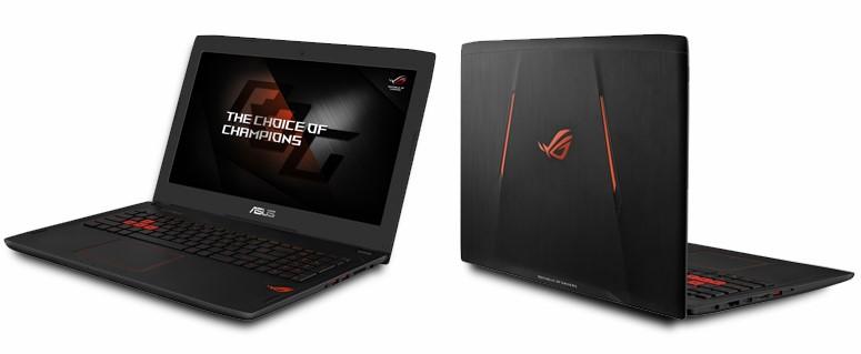 Ремонт ноутбука Asus ROG GL502