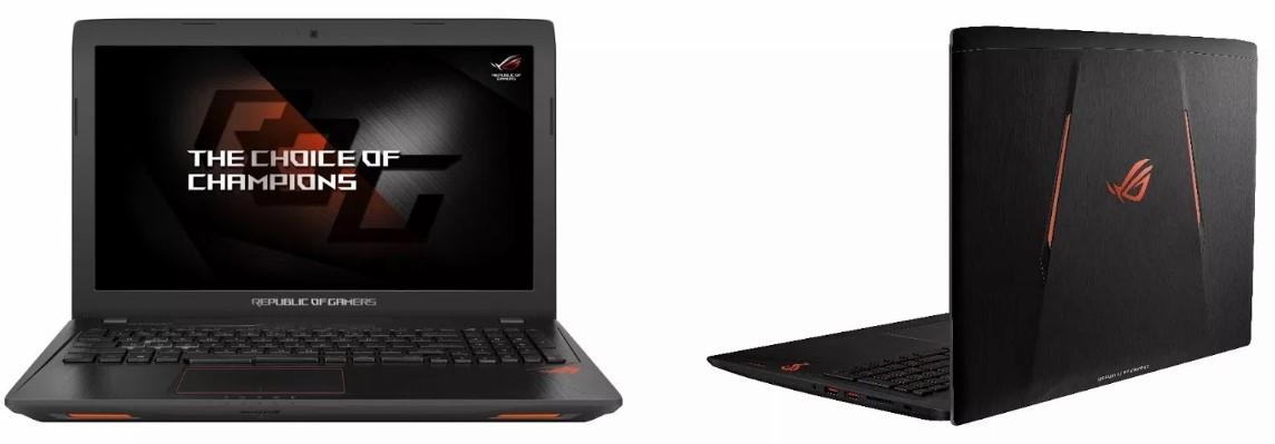 Ремонт ноутбука Asus ROG GL553