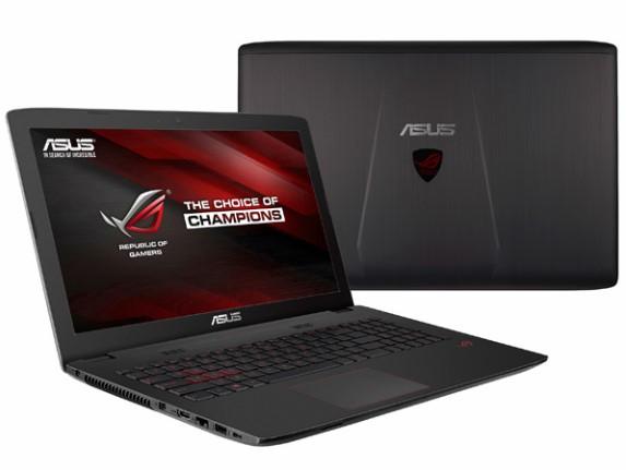 Ремонт ноутбука Asus ROG GL752