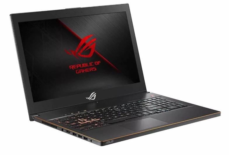 Ремонт ноутбука Asus ROG GU501