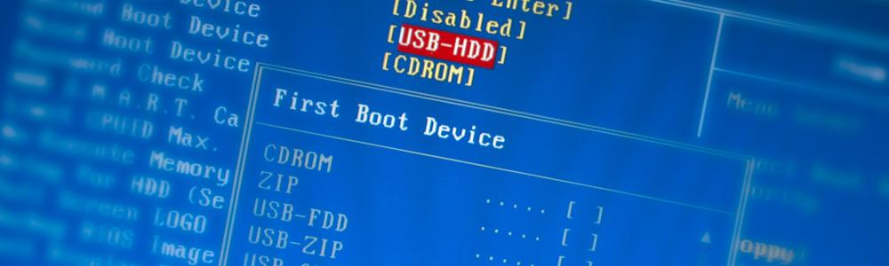 Прошивка BIOS на Asus