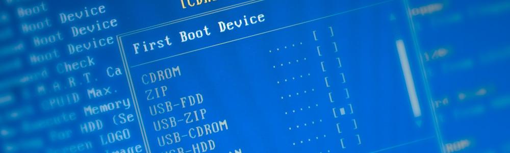 Обновление BIOS на Asus