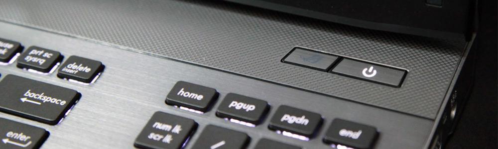 Ноутбук Asus не включается