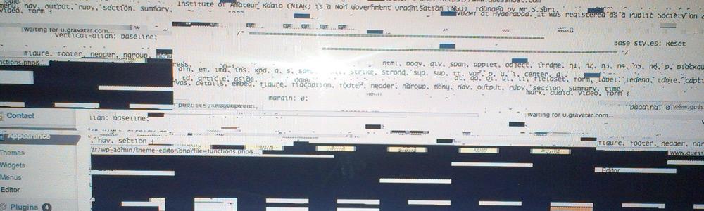 Полосы на экране Asus