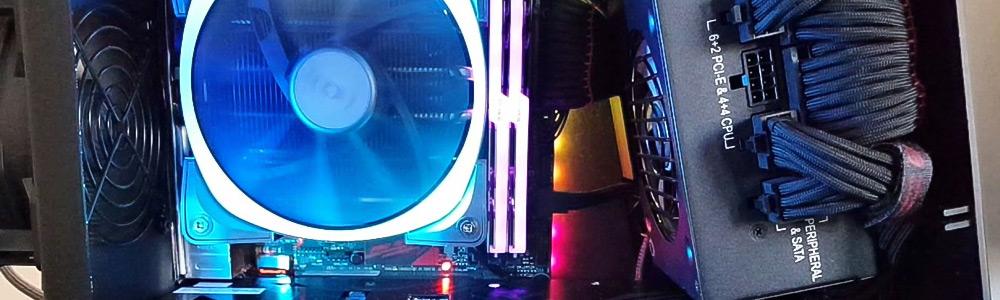 Компьютер Asus шумит и гудит