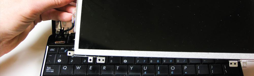 Ремонт и замена матрицы на ноутбуке Asus