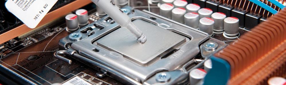 Замена термопасты на ноутбуке Asus