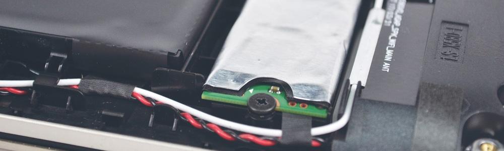 Установка SSD в ноутбук Asus