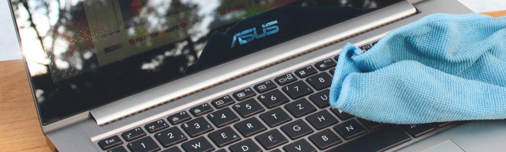Ремонт ноутбуков Asus после попадания любых жидкостей